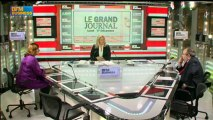 17/12 BFM : Le Grand Journal d'Hedwige Chevrillon - Sandra Le Grand et Jean-Marie Chevalier 2/4