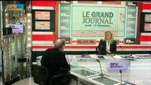 17/12 BFM : Le Grand Journal d'Hedwige Chevrillon - Sandra Le Grand et Jean-Marie Chevalier 4/4