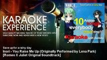 You Raise Me Up Karaoke HD ♥Lena Park Version♥ - video
