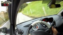 Renault Twingo R.S, la trombinette de la bombinette. 1.6l 133 ch