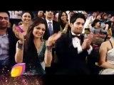 *Drashti Dhami* Colors TV Golden Petal Awards 31st December 2012 - MONDAY @ 9PM