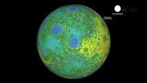 Ebb e Flow: due sonde e le loro scoperte sulla Luna