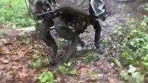 Military Robots - DARPA Building Real Life Terminators Military Robots