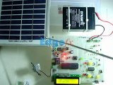 Solar Powered Auto Irrigation System | solar energy projects for engineering students