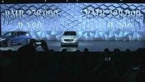 Lancement de la Mercedes Benz Classe B en Chine (Evénement simultanée dans 4 villes Chinoises)