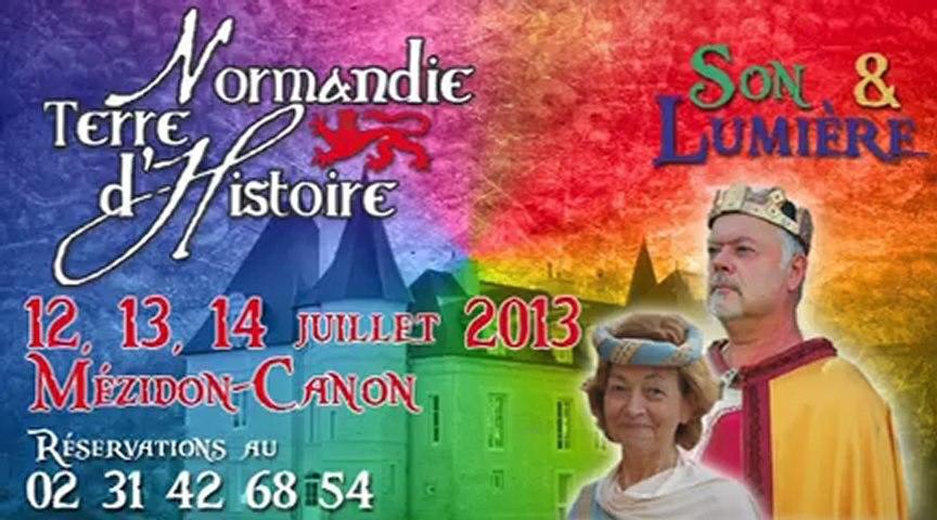"""Bande Annonce de """"Normandie Terre d'Histoire""""..."""