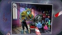 Alfombra de Baile Monster High-Alfombra Baile Monster High