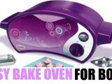 Easy-Bake Oven for Boys Coming Next Year