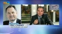 18/12 BFM : Intégrale Bourse - Prévisions d'AXA IM : Eric Chaney (AXA Group)