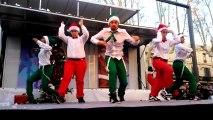 Équipe Tornade Crew  - Casting de Danse avec le Père Noël - Avignon Centre 2012