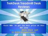 TrekDesk Treadmill Desk Review - treadmill workstation reviews