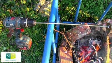 Barbecue de survie...