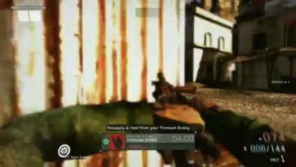 The Hunt Map Pack Launch Gameplay Trailer de Medal of Honor: Warfighter