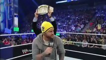 Ryback Challenges CM Punk For WWE Championship On The First
