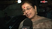 Sonakshi Sinha's mom at the screening of Dabangg 2