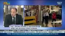 """BOURSE AMERICAINE BAISSE 2013 d'après Olivier Delamarche (excellent analyste sur """"BFM Business"""") ..."""