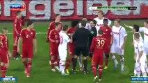 La vidéo de l'expulsion de Franck Ribéry en Coupe d'Allemagne