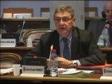 Jean-Claude ROBERT au sujet du traitement des effluents viticoles. Session de décembre 2012