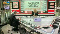 18/12 BFM : Le Grand Journal d'Hedwige Chevrillon - Christian Noyer 3/4