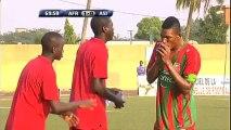 AFRICA/ASI 1-0 (Match en intégralité-2ème Mi-temps, Ligue1 CIV - J7