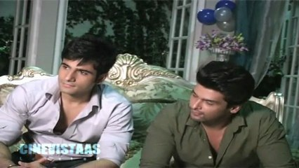 On The Couch With Karan Tacker and Kushal Tandon