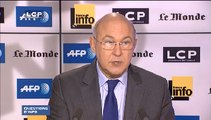 Questions d'info : Michel Sapin, Ministre du Travail, de l'Emploi, de la Formation professionnelle et du dialogue social.