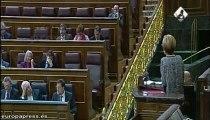 Rajoy defiende la supervisión bancaria en el Congreso