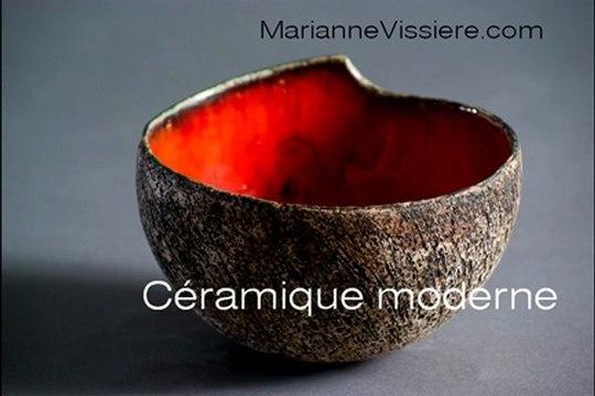 Artisanat d'art - Céramique Moderne et Contemporaines - Pièces uniques en grès
