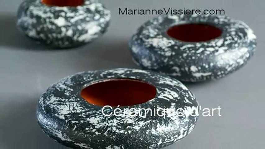 CERAMIQUE MODERNE – CERAMIQUE CONTEMPORAINES - ARTISANAT d'ART