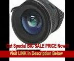 Tokina 11-16mm f/2.8 AT-X Pro DX Zoom Digital Lens + UV Filter + Cleaning Kit for Nikon D3s, D3x, D700, D90, D300s & D7000 Digital SLR Cameras