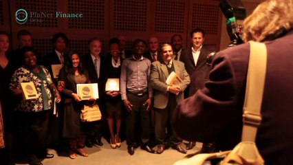 International Microfinance Awards 2012 - PlaNet Finance