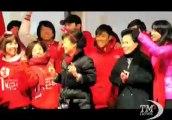 Sud Corea festeggia la prima donna presidente nella sua storia. Avversario riconosce vittoria della conservatrice Park Geun-Hye