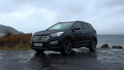 Essai Hyundai Santa Fe