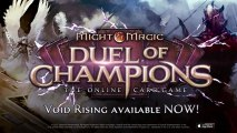 Might and Magic Duel of Champions - New faction Sanctuary