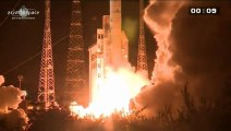 Successfull launch for Ariane 5, on 19 December 2012