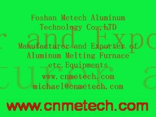 Molten Aluminum Permanent Magnet Stirrer/Permanent Magnetic Stirrer for melting&holding furnace