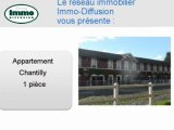 Location Appartement  Chantilly  60500