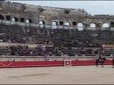 La crise prive les ferias d'une corrida (Nîmes)
