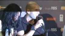"""Zidane : """"Le Brésil a imprégné mes gestes"""""""