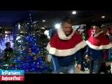 Les Bleus jouent les pères Noël pour les enfants malades