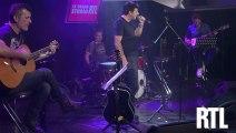 """Patrick Bruel - """"Dans ces moments là"""" en Live dans le Grand Studio RTL"""