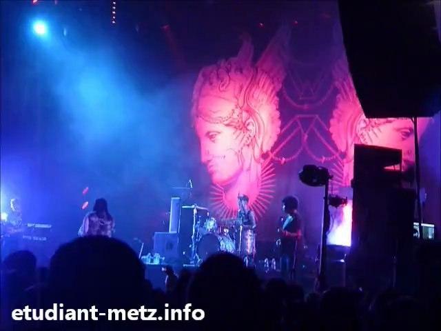 Gossip Live - La Rockhal juillet 2012