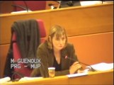 Budget 2013 - Formation Professionnelle - Intervention de Muriel Guenoux (PRG - MUP)