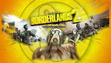 Intro DLC Sir Hammerlock de Borderlands 2