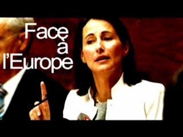 Segolene - presse europe - reportage
