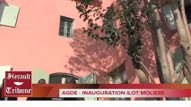 AGDE - VIDEO - 2012 - L'immeuble  Terrisse rénové : Une nouvelle perle au coeur de la perle noire