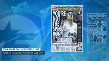 Foot Mercato - La revue de presse - 21 décembre 2012