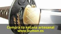Katanas Artesanales _ Katanas hechas a mano _ Comprar Katana