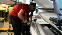 Reportage au sein de l'usine Dodo, fabricant de couettes et d'oreillers