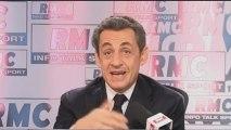 "Nicolas Sarkozy et la fausse ""Giulia"" de Jean-Jacques Bourdin"
